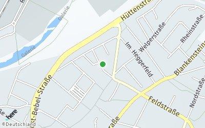 Kartendarstellung der Adresse An der Windmühle9