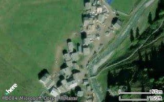 Standort von Cadurisch in Maloja
