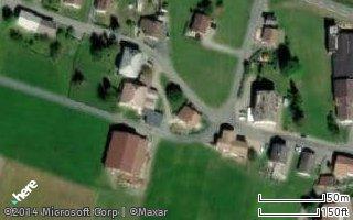 Standort von Bott in Valchava