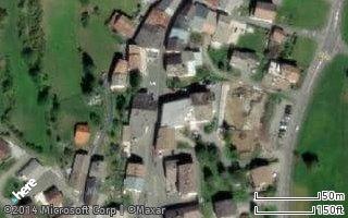 Standort von Familien Grond in Müstair