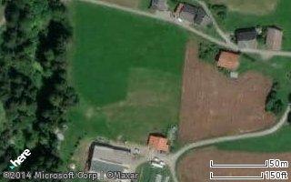 Standort von Hof Christen in Brienz/Brinzauls