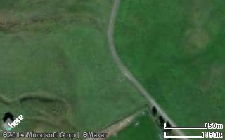 Standort von Blumenthal in Vella