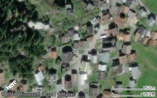 Standort von Cahenzli in Siat