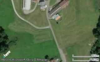 Standort von Alig in Valzeina