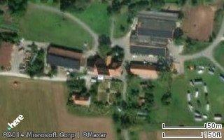 Standort von Rosegghof in Solothurn