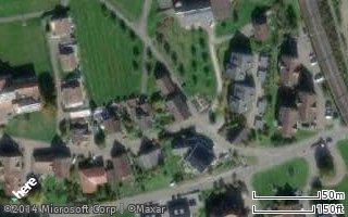 Standort von Heggli in Benzenschwil