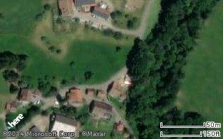 Standort von Bachtelhof in Wernetshausen