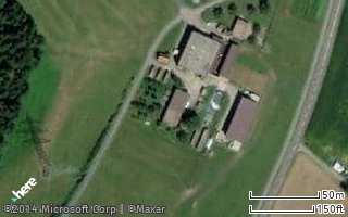 Standort von Stalder in Aesch