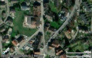 Standort von Bauernhof Familie Werffeli in Weiningen