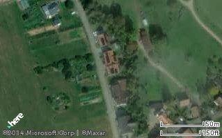 Standort von Hossli's Engadinerhof in Zeihen