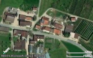 Standort von Strauss in Rickenbach