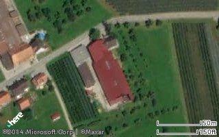 Standort von Familie Oswald in Kümmertshausen