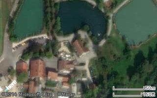 Standort von Forellenzucht Kundelfingerhof in Schlatt TG