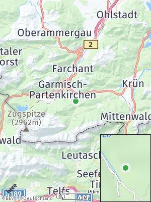 Here Map of Wildenau
