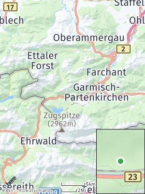Here Map of Grainau