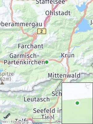 Here Map of Kaltenbrunn