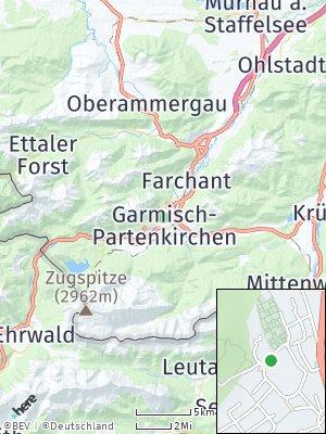 Here Map of Garmisch