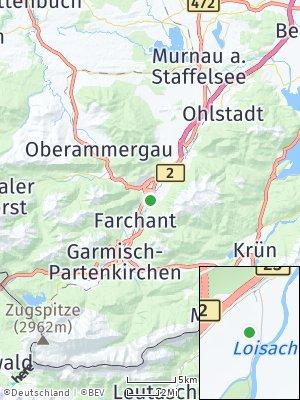 Here Map of Oberau