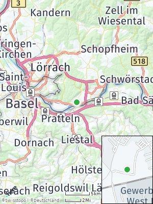 Here Map of Herten