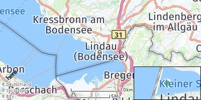 Google Map of Aeschach