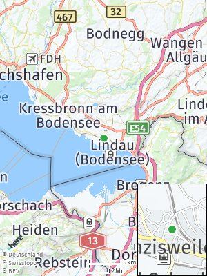 Here Map of Schachen