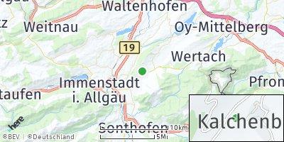 Google Map of Rettenberg