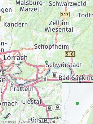 Here Map of Minseln