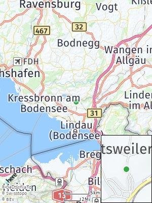 Here Map of Oberreitnau