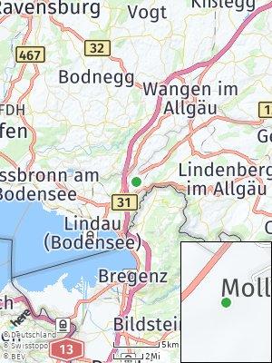 Here Map of Hüttenweiler
