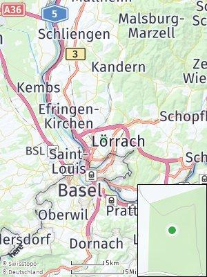 Here Map of Ötlingen
