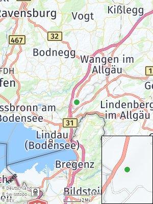 Here Map of Bettensweiler