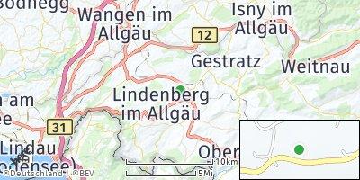 Google Map of Heimenkirch
