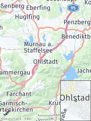 Here Map of Ohlstadt
