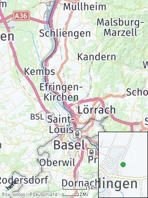 Here Map of Eimeldingen