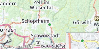 Google Map of Wehr