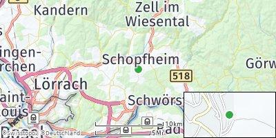Google Map of Wiechs