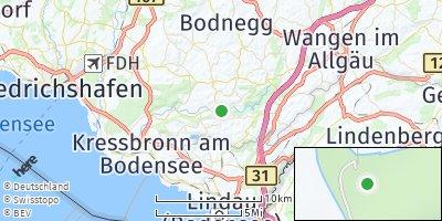 Google Map of Steinenbach