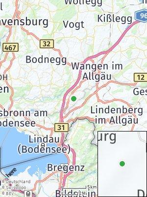 Here Map of Schwarzenbach