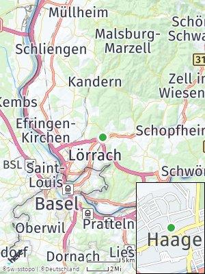 Here Map of Haagen