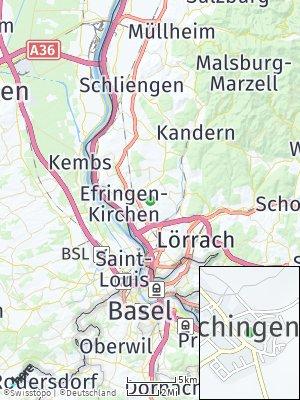 Here Map of Fischingen