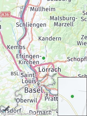 Here Map of Schallbach