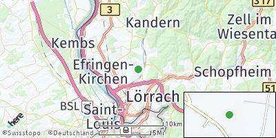 Google Map of Schallbach