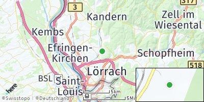 Google Map of Wittlingen