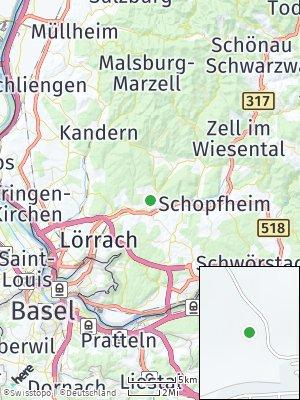Here Map of Steinen