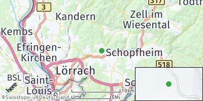 Google Map of Steinen