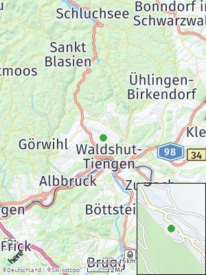 Here Map of Schmitzingen
