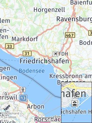 Here Map of Ailingen