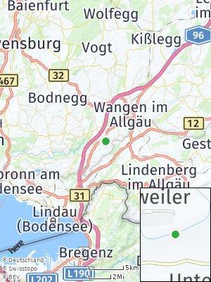 Here Map of Untermooweiler
