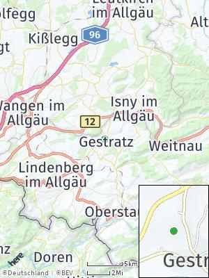 Here Map of Gestratz