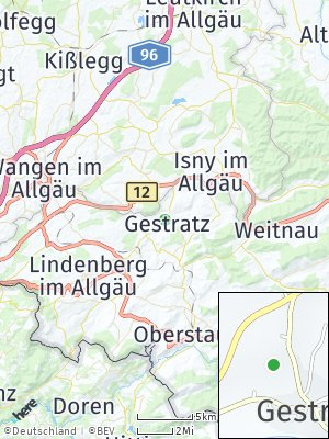 Here Map of Ehrlach